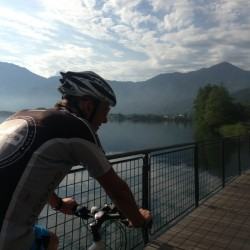 Radtour Bozen - Jesolo / Caldonazzosee