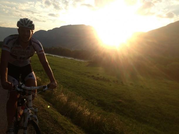Radtour Bozen - Jesolo / Südtirol