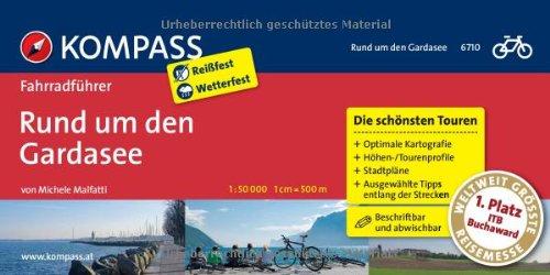 """Fahrradführer """"Rund um den Gardasee"""""""