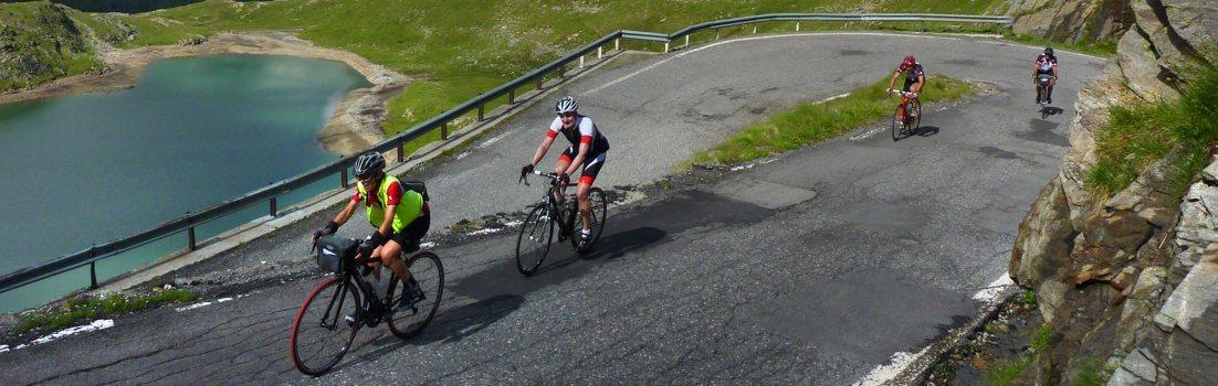 Radsportreise Dolomiten