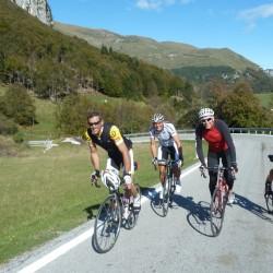 Rennradführer - Trentino - Süd / Passo San Giovanni – Bocca del Creer – Bocca di Navene – Passo del Telégrafo / Start