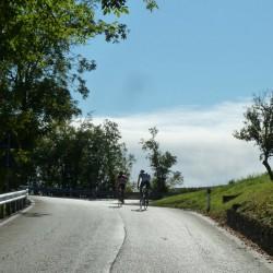 Rennradführer - Trentino - Süd / Passo San Giovanni – Bocca del Creer – Bocca di Navene – Passo del Telégrafo / Dem Himmel entgegen