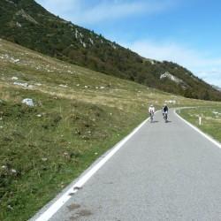 Rennradführer - Trentino - Süd / Passo San Giovanni – Bocca del Creer – Bocca di Navene – Passo del Telégrafo / Hons & Andr