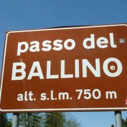 Rennradführer Trentino Süd / Passo Ballino