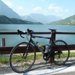 Rennradführer Trentino Süd - Passo-Ballino / Lago di Cavedine