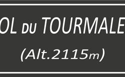 Cyclosouvenir / Magnetschild Tourmalet