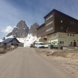 Dolomitenrunde / Passo Sella