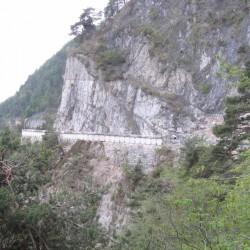 Mendelpass - Penegal - Gampenpass / Kurven