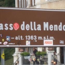 Mendelpass - Penegal - Gampenpass / Passo della Mendola
