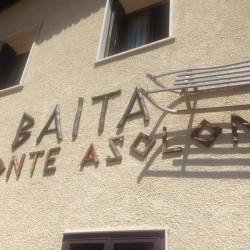 Monte Grappa / Baita Monte Asolone