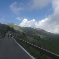 Monte Grappa / Gipfelblick