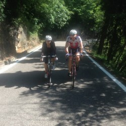 Monte Grappa / Hilde und Gerry