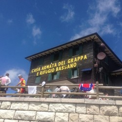 Monte Grappa / Rifugio Bassano