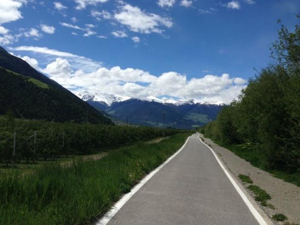 Vinschgau Radweg / rennradler.it