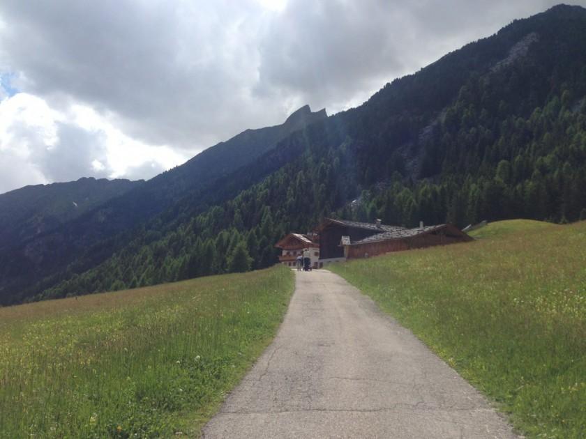 Rennradtour Martelltal / Stallwies