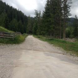 Passo Juel / Schotter