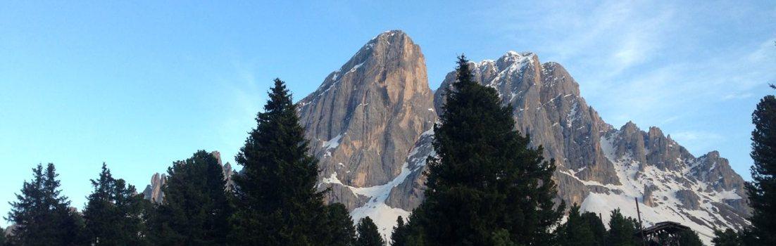 Rennradtour Dolomiten