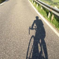 Rennradtour Dolomiten / Nachmittag