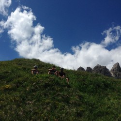 Sellaronda Bikeday 2014 / Rast