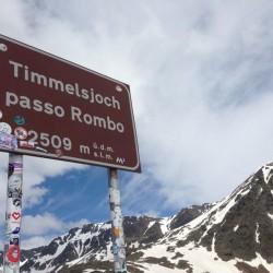 Timmelsjoch / Passo Rombo