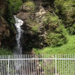 Timmelsjoch / Wasserfall