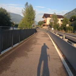 Rennradtour um den Ortler / Töll