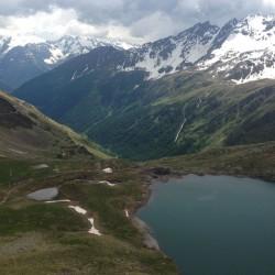 Rennradtour um den Ortler / Lago Nero
