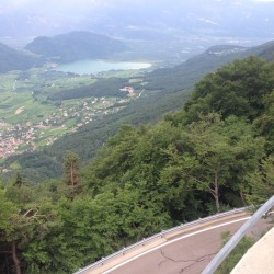 Rennradtour um den Ortler / Kalterersee