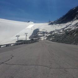 Rennradtour Ötztaler Gletscherstrasse: Finale