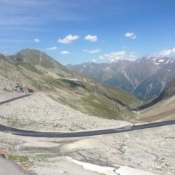Rennradtour Ötztaler Gletscherstrasse: Hochalpin