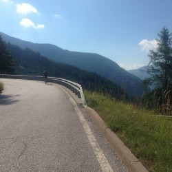 Rennradtour Ötztaler Gletscherstrasse: Passeiertal