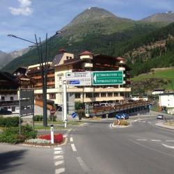 Rennradtour Ötztaler Gletscherstrasse: Start in Sölden