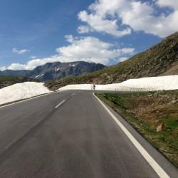 Rennradtour Ötztaler Gletscherstrasse: Timmelsjoch Finale Nord