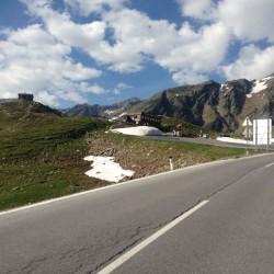 Rennradtour Ötztaler Gletscherstrasse: Timmelsjoch Nord