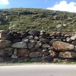 Rennradtour Ötztaler Gletscherstrasse: Diesmal ohne Schnee