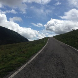 Rennradtour Adamello-Presanella: Gerade zum Glück