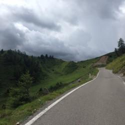 Rennradtour Adamello-Presanella: Goletto Cadino