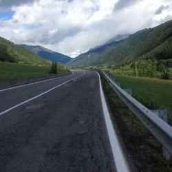 Rennradtour Adamello-Presanella: Ziel in Sicht