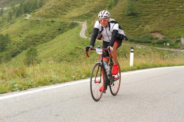 Ötztaler Radmarathon 2014: Finale Timmelsjoch