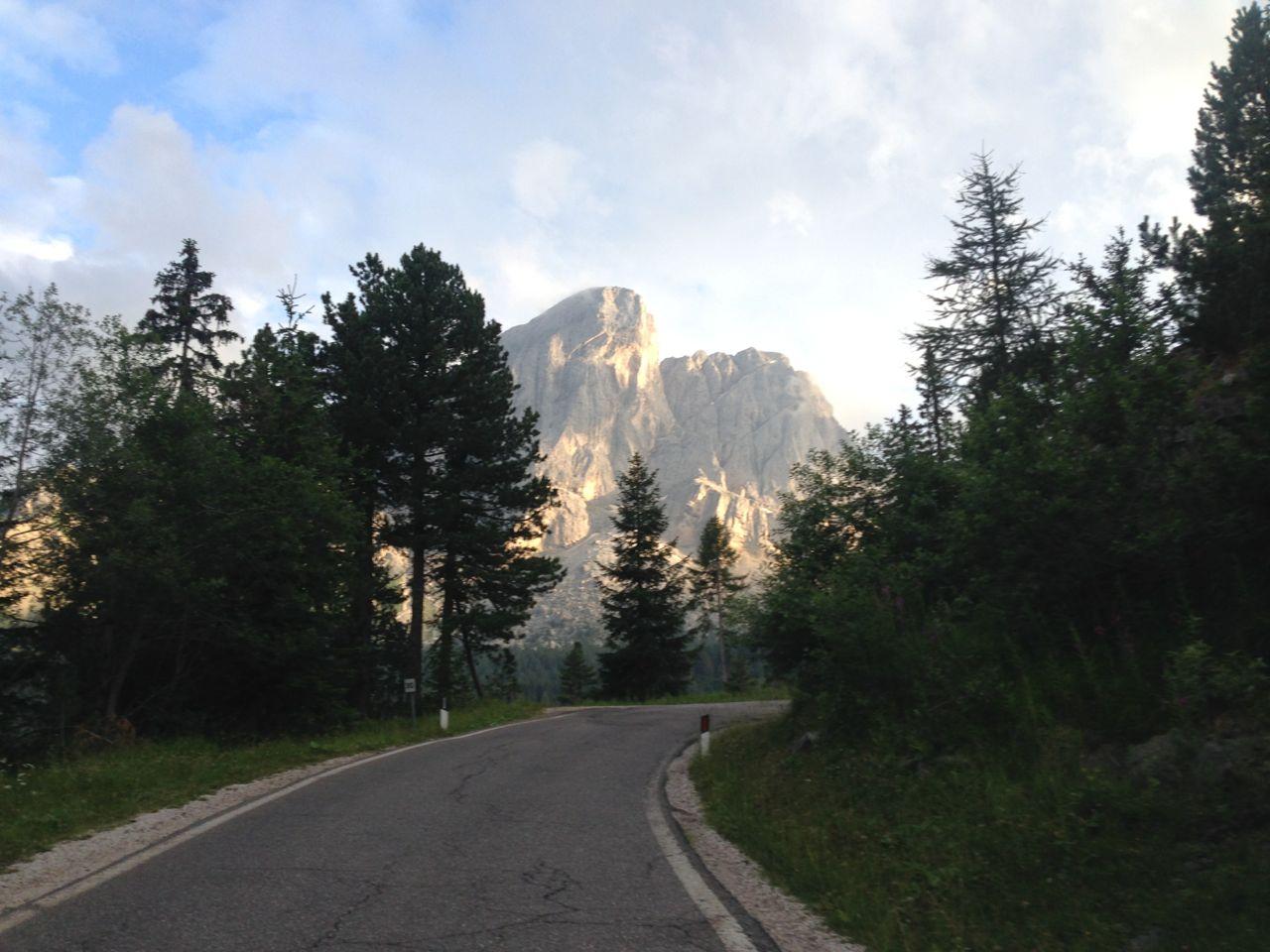 Peitlerkofel / Dolomiten
