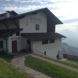Rennradtour Videgg: Bergstation Verdins - Tall