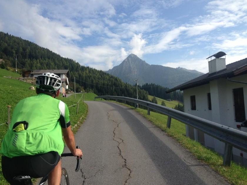Rennradtour Videgg: Iffinger