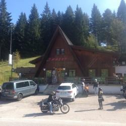 Roveretorunde: Chalet Passo Sommo