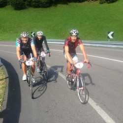 Rennradtour Bozen - Sauerlach: Brennerpass