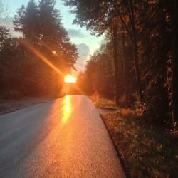 Rennradtour Bozen - Sauerlach: Umleitung