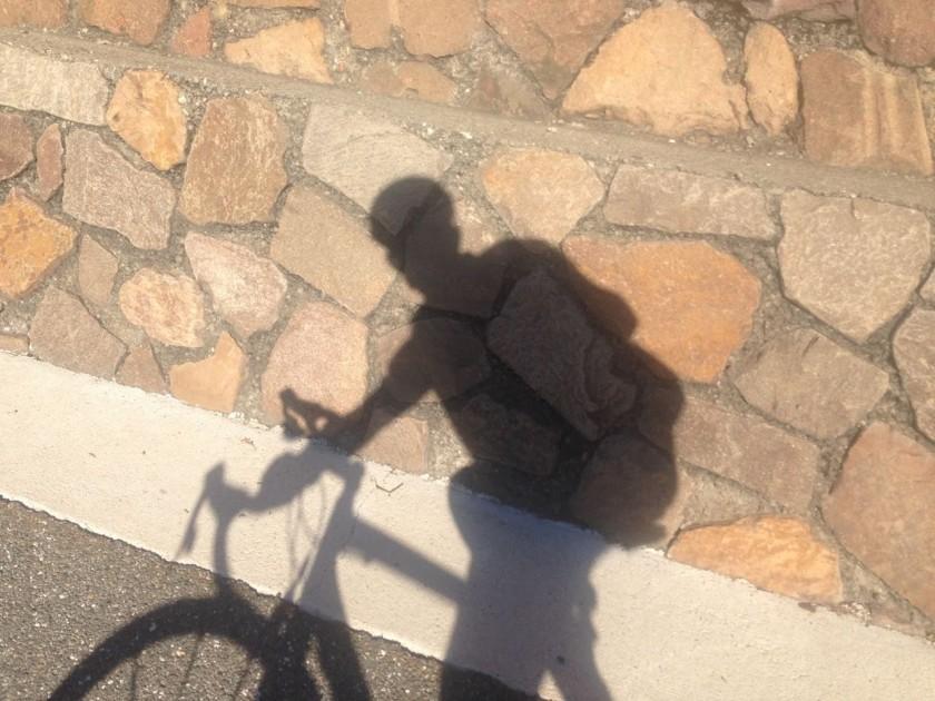 Rennradtour Glaning: Schattenradler