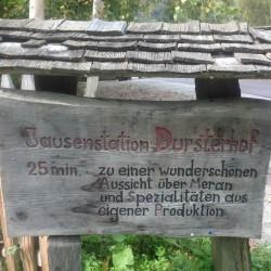 Partschins: Dursterhof