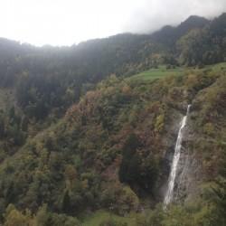Partschins: Wasserfall