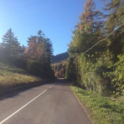 Passo San Lugano: Truden