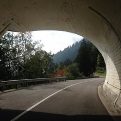 Tunnel Hofmahdjoch